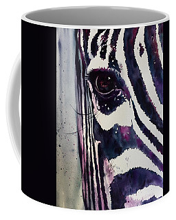 Coffee Mug featuring the painting Wild One by Michal Madison