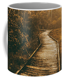 Wild Routes Coffee Mug