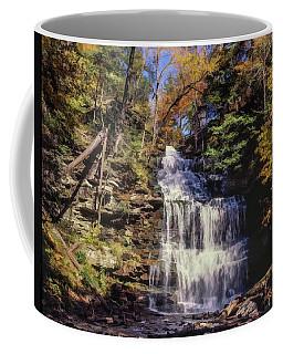 Wild Waterfall Coffee Mug