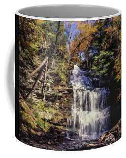 Wild Waterfall Coffee Mug