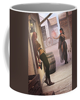 Wild West Coffee Mug