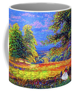 Wildflower Fields Coffee Mug