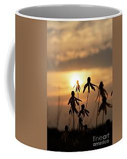 Wildflower Sunset Coffee Mug