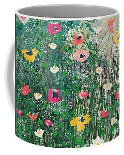 Wildflowers- Art By Linda Woods Coffee Mug