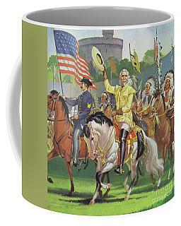 William Cody, Buffalo Bill  Coffee Mug