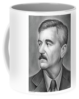 William Faulkner Coffee Mug