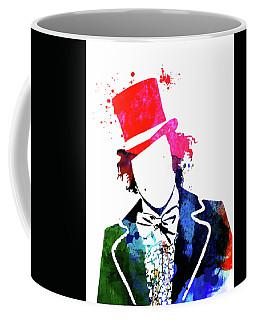 Willy Watercolor II Coffee Mug