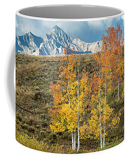 Wilson In The Clouds Coffee Mug