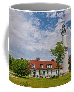 Wind Point Lighthouse  Coffee Mug