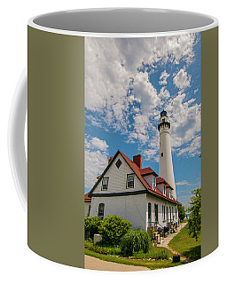 Wind Point Lighthouse No. 2 Coffee Mug