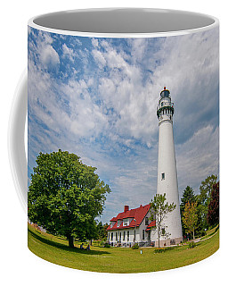 Wind Point Lighthouse No 3 Coffee Mug