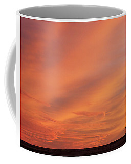 Coffee Mug featuring the photograph Windmill And Afterglow 03 by Rob Graham
