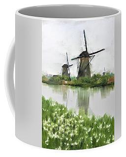Windmills Coffee Mug