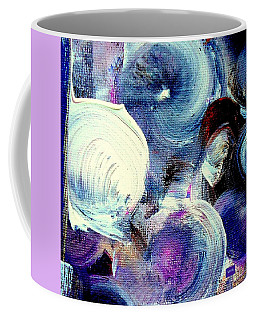 Coffee Mug featuring the painting Windmills Of My Mind by VIVA Anderson