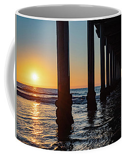 Window Under Scripps Coffee Mug