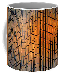 Windows Mosaic Coffee Mug
