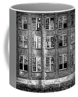 Windows Of Old Claremont Coffee Mug