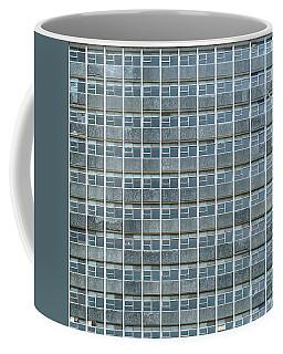 Windows Pattern Modern Architecture Coffee Mug