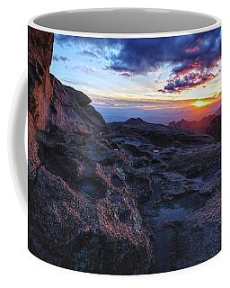 Windy Point Sunset Coffee Mug