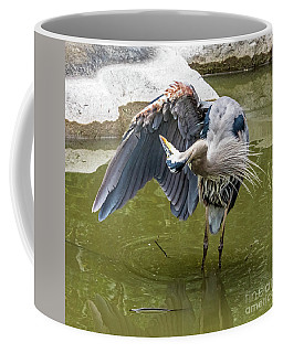 Wing Cleaning Coffee Mug