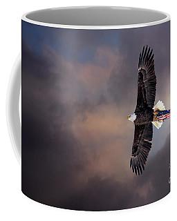 Wings Of Freedom Coffee Mug