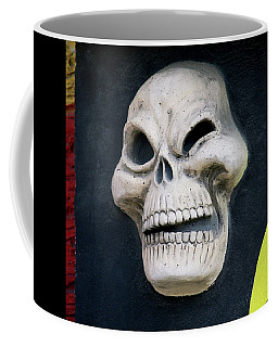 Winking Skull Coffee Mug