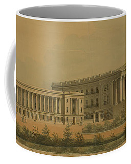 Winning Competition Entry For Girard College Coffee Mug