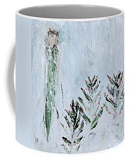 Winter Angel Coffee Mug