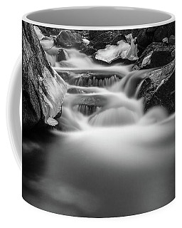 Winter At The Ilse, Harz Coffee Mug
