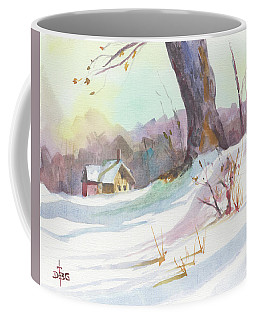 Winter Break Coffee Mug