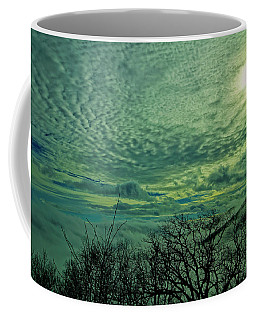 Winter Clouds Coffee Mug