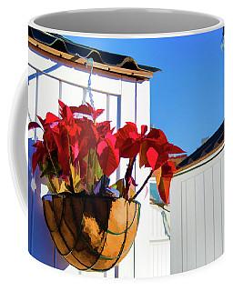 Winter Flowers, Summer Feeling Coffee Mug