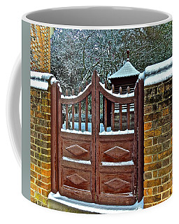 Winter Gate Coffee Mug