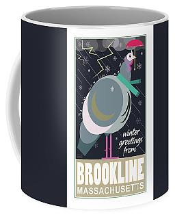 Winter Greetings Coffee Mug