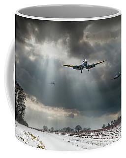 Winter Homecoming Coffee Mug
