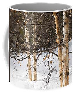 Winter In Canada Coffee Mug