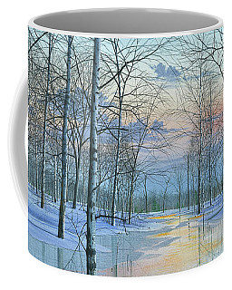 Winter Spectacle Coffee Mug