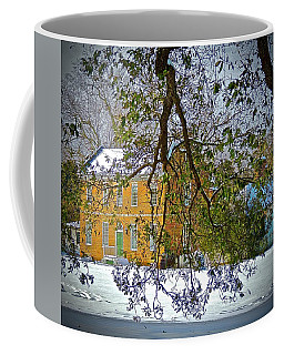 Winter Green Coffee Mug