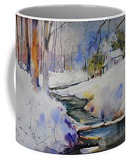 Winter Wilderness Coffee Mug