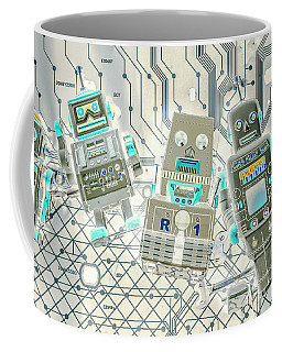 Wired Intelligence Coffee Mug