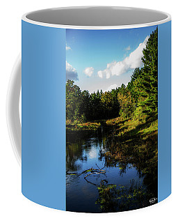 Wisconsin Waterscape Coffee Mug