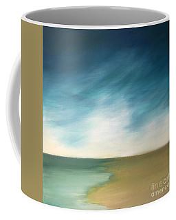 Wispy Sky Coffee Mug