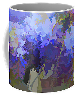 Wisteria Colours Coffee Mug