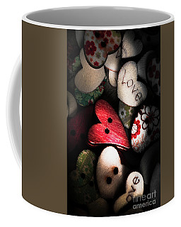 With Sentiment In The Sewing Box Coffee Mug