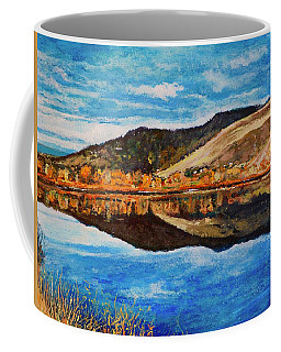 Wonderland Lake Coffee Mug