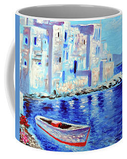 Wondrous Mykonos  Coffee Mug