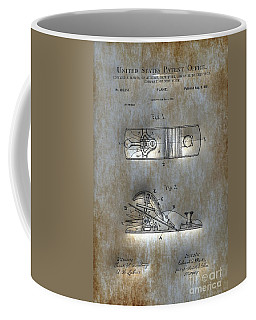 Wood Plane Coffee Mug