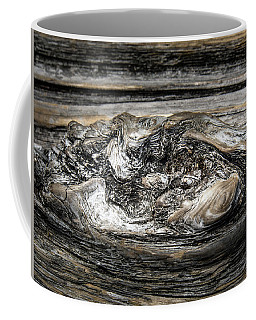 Wood Skine Coffee Mug