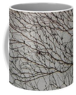 Coffee Mug featuring the photograph Woodbine by Attila Meszlenyi