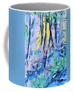 Wooded Stream Coffee Mug